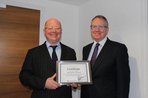 certificate eddie chaloner aaron sweeney