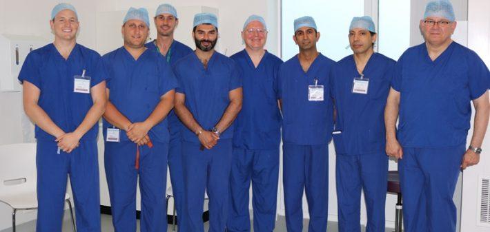 Workshop varicose veins